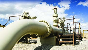 Natural Gas Compression Equipment