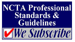 NCTA Professional Standards and Guidelines. We subscribe